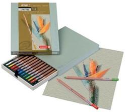 Bruynzeel Design kleurpotlood Pastel, doos met 12 stuks