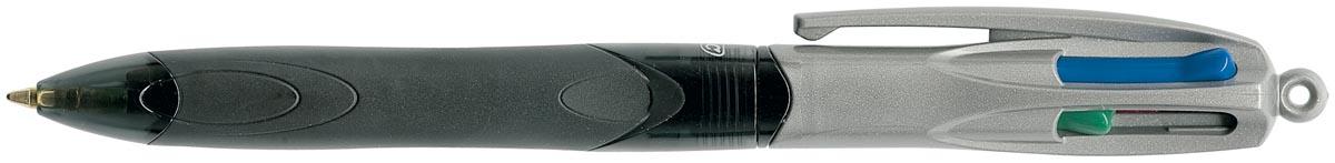 Bic balpen 4 Colours Grip Pro