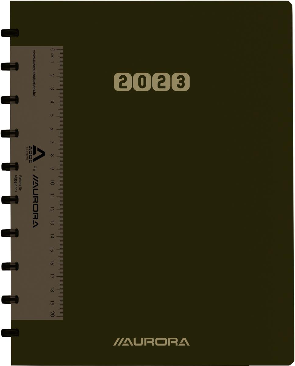Adoc agend-ex Plan-a-Week , geassorteerde kleuren 2020