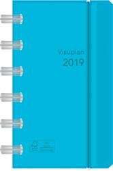 Aurora agend-ex Visuplan, geassorteerde polypro kleuren, 2019