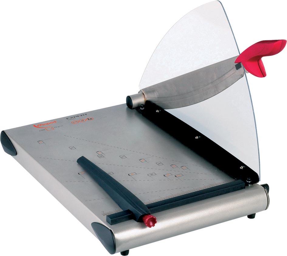 Maped hefboomsnijmachine Expert voor ft A3, capaciteit: 20 vel