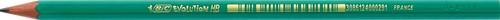 Bic potlood Evolution 650 HB, met gom, blister van 4 stuks-2