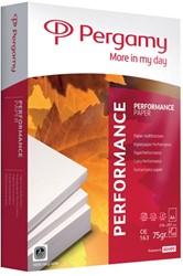 Pergamy Performance papier d'impression ft A4, 75 g, paquet de 500 feuilles