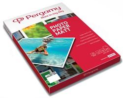 Pergamy fotopapier ft A4, 170 g, mat, pak van 100 vel