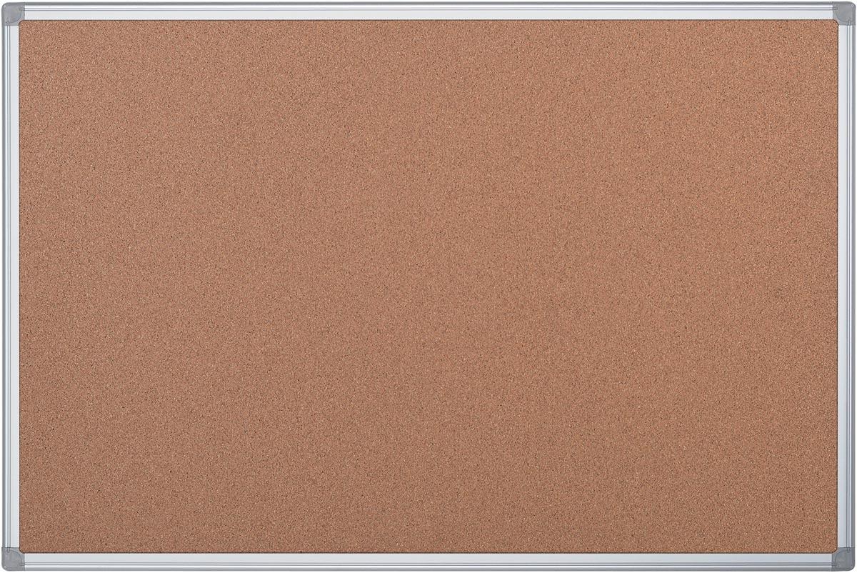 Pergamy kurkbord met aluminium frame ft 120 x 180 cm