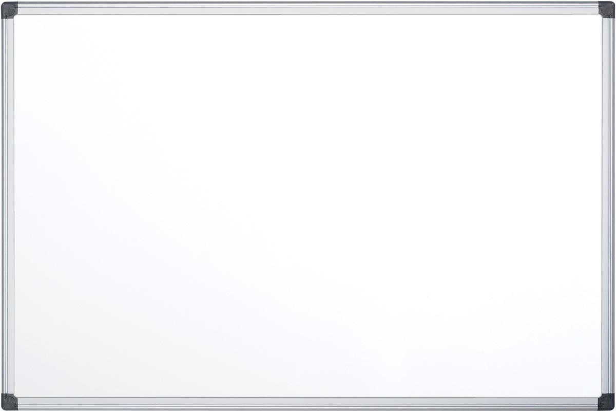 Pergamy magnetisch whiteboard ft 180 x 120 cm