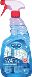 Albiore glasreiniger Crystal Diamond, sprayflacon van 750 ml