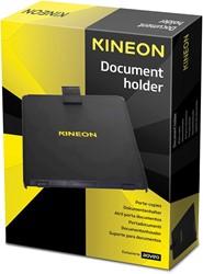Kineon documentenhouder voor ft A4 zwart