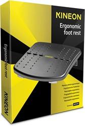 Kineon ergonomische voetensteun zwart