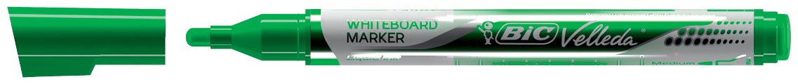 Velleda Whiteboardmarker Liquid Ink Pocket groen