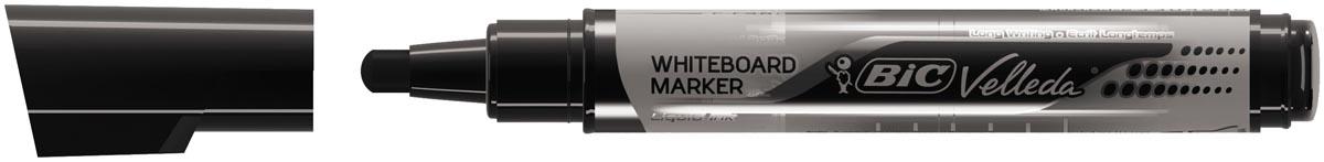 Bic Whiteboardmarker Liquid Ink Tank zwart