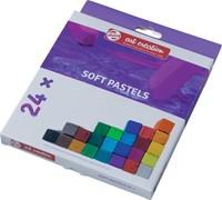 Talens Art Creation softpastels, doos met 24 stuks in geassorteerde kleuren-2