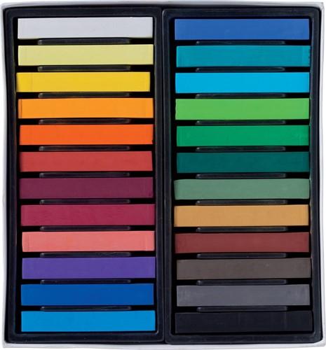 Talens Art Creation softpastels, doos met 24 stuks in geassorteerde kleuren-3
