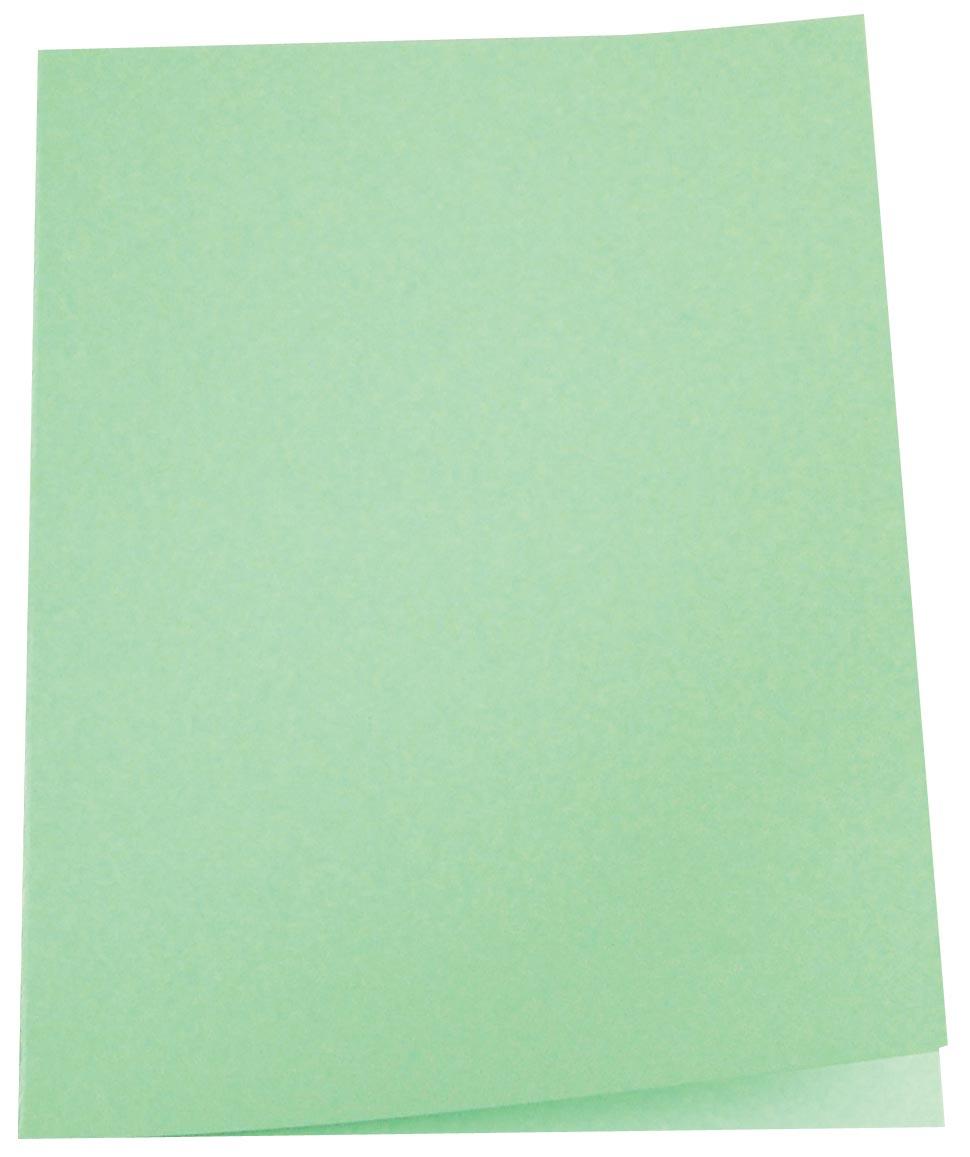 Pergamy dossiermap groen, pak van 100