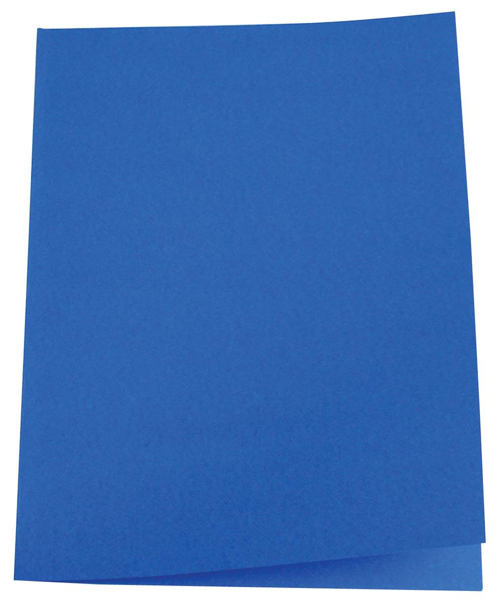 5 Star dossiermap donkerblauw, pak van 100