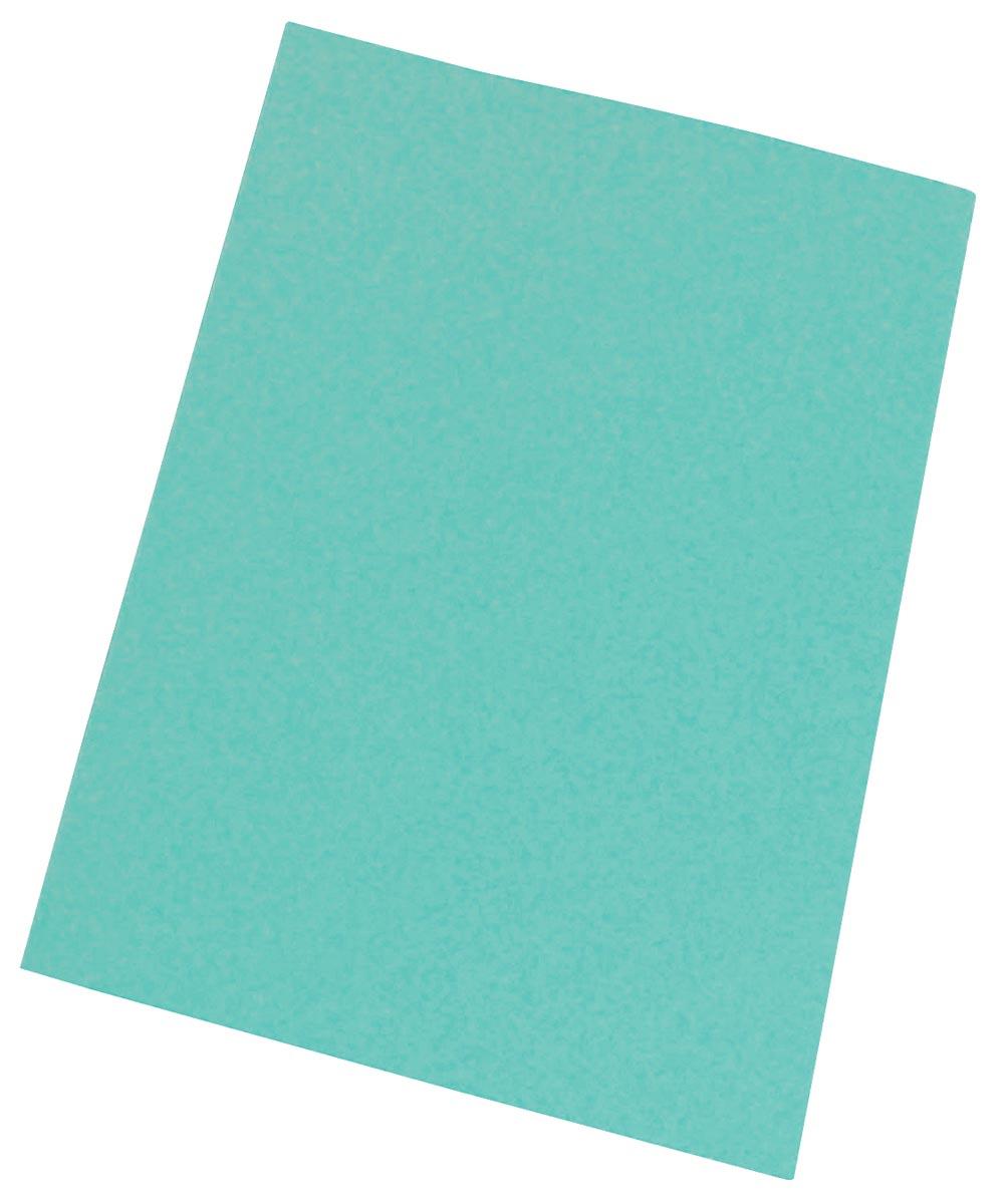 Pergamy inlegmap blauw, pak van 250