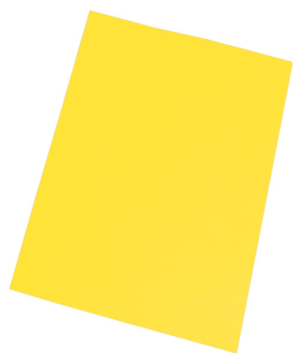 Pergamy inlegmap geel, pak van 250