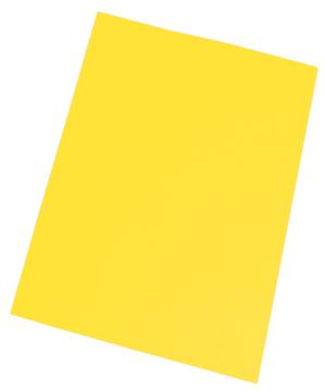 5 Star inlegmap geel, pak van 250