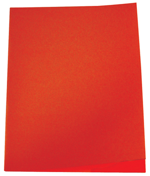 5 Star inlegmap oranje, pak van 250