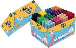 Bic Kids vilstift Visacolor XL Ecolutions doos met 144 stuks