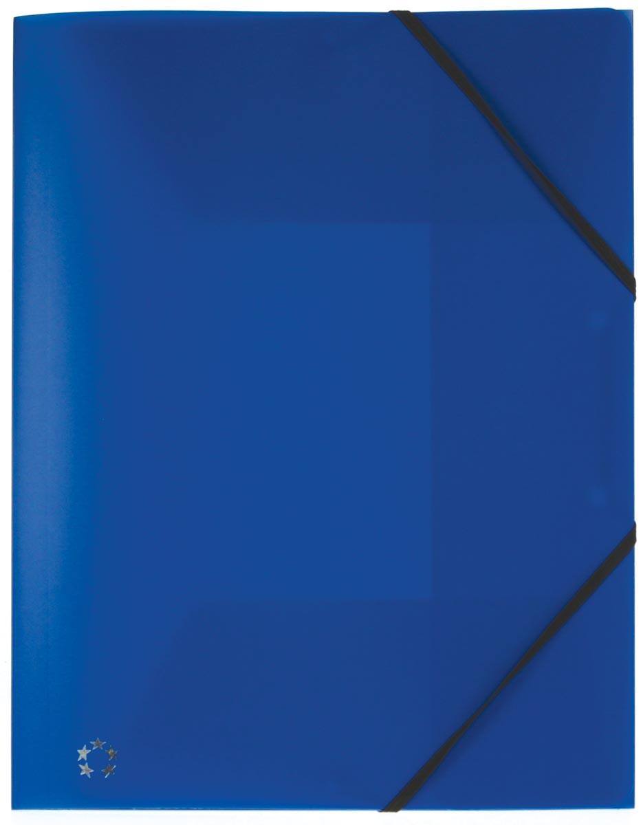 5 Star elastomap blauw