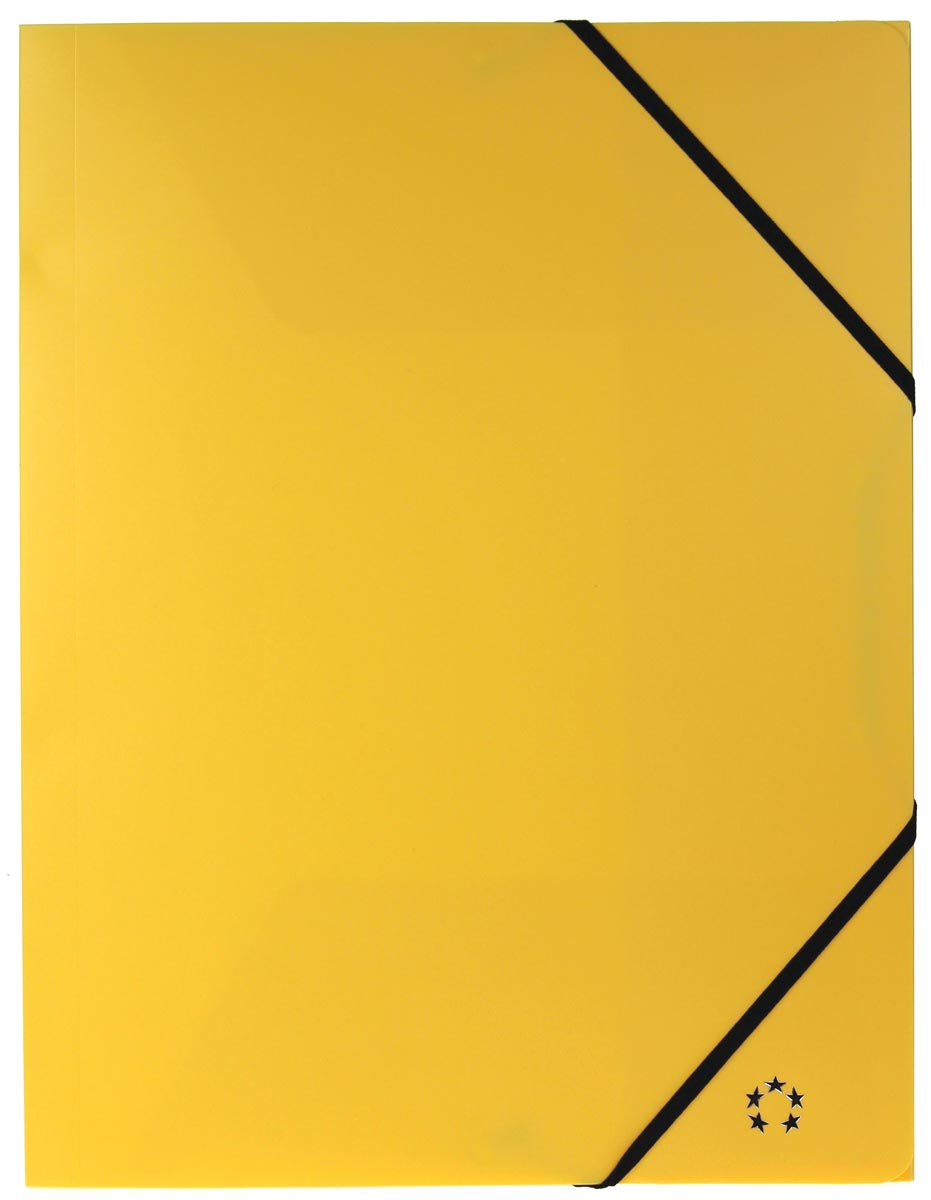 Pergamy elastomap geel
