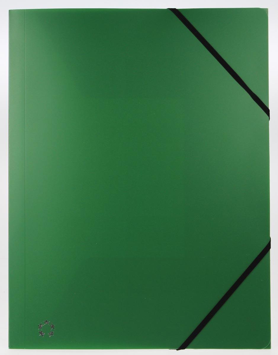 5 Star elastomap groen