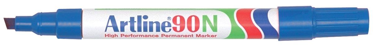 Permanent marker Artline 90 blauw