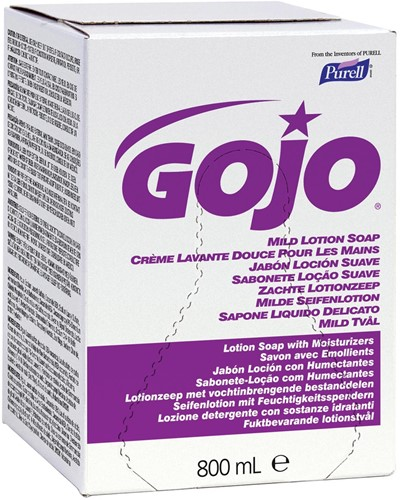 Gojo hydraterende handzeep voor dispenser 431202, flacon van 800 ml