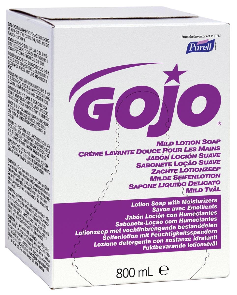 Gojo hydraterende handzeep voor dispenser 431202, flacon van 800 ml