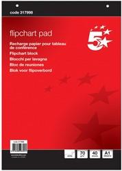 5 Star papierblokken voor flipcharts