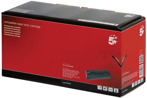 5 Star toner zwart, 2700 pagina's voor Canon FX3 - OEM: 1557A003