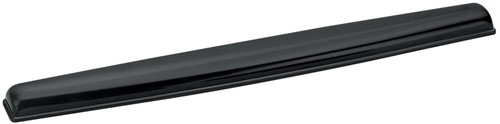 Fellowes Crystals Gel toetsenbord polssteun, zwart