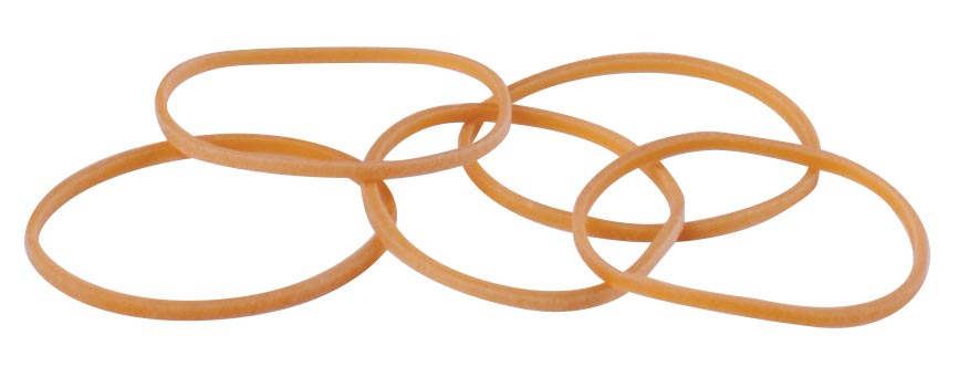 STAR elastieken 1,5 mm x 50 mm, doos van 500 g