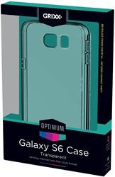 Grixx Optimum case voor Samsung Galaxy S6, transparant