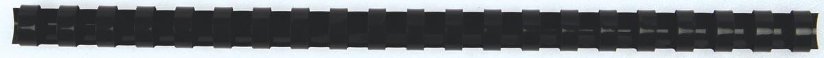 5 Star bindruggen, doos van 100 stuks, 14 mm, zwart