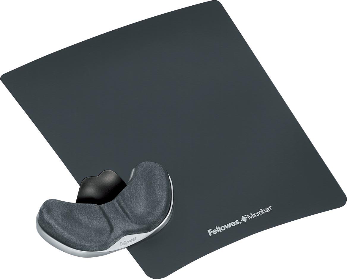 Fellowes Health-V polssteun Gliding, grafiet