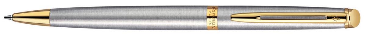 Waterman Collectie Hemisphère balpen, Steel GT