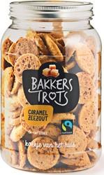 Hoppe Bakkers Trots, 120 koekjes, smaak caramel-zeezout