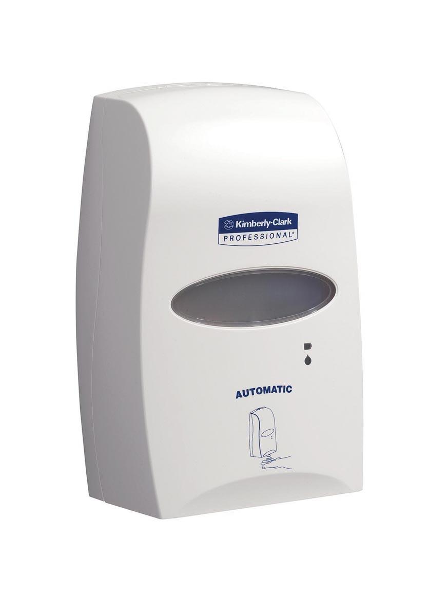 Kimberly-Clark Professional Elektronische No Touch Zeepdispenser - Cassette, wit, 1.2 liter