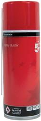 5 Star CFK-vrije persluchtreiniger, spuitbus van 400 ml
