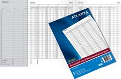 Atlanta by Jalema personeel- en activiteitenplanner 2019