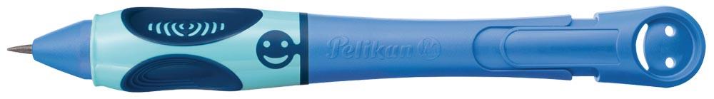Pelikan vulpotlood Griffix voor rechtshandigen, blauw, op blister