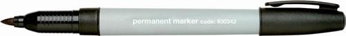 STAR permanent marker met fijne harde punt