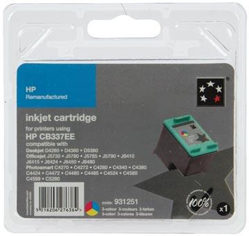 5 Star inktcartridge 3 kleuren, 170 pagina's voor HP 351 - OEM: CB337EE