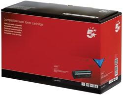 5 Star toner zwart, 10500 pagina's voor HP 504X - OEM: CE250X
