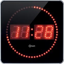 Orium by CEP LED klok, ft 28 x 28 x 2,5 cm