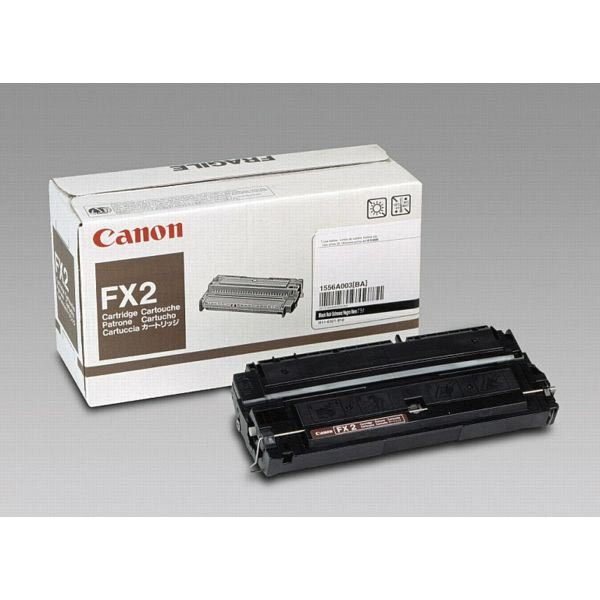 Canon toner FX2, 4.000 pagina's, OEM 1556A003, zwart