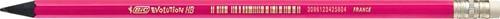 Bic potlood met gum Evolution fluo, blister met 12 stuks-2