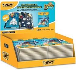 Bic Kids kleurboek Drawy Book, display met 20 stuks